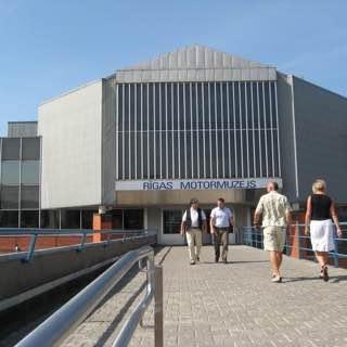 Riga Motor Museum, latvia , riga
