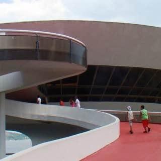 Niterói Contemporary Art Museum, brazil , riodejaneiro