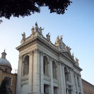 Archbasilica of St. John Lateran, italy , rome