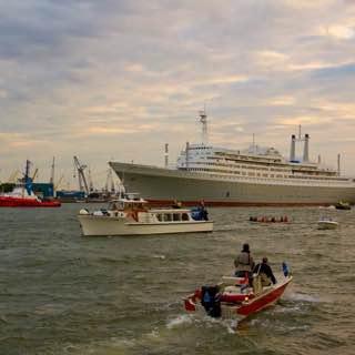 SS Rotterdam, netherlands , rotterdam