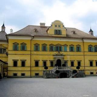 Hellbrunn Palace, austria , salzburg