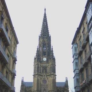 San Sebastián Cathedral, spain , sansebastian