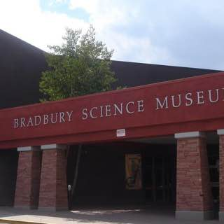 Bradbury Science Museum, usa , santafe
