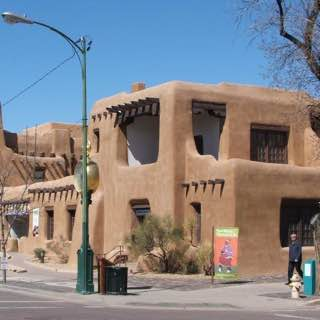 New Mexico Museum of Art, usa , santafe