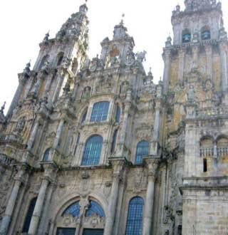 Santiago de Compostela Cathedral, spain , santiagodecompostela