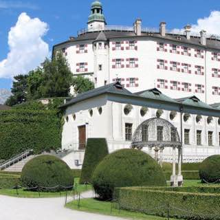 Ambras Castle, austria , seefeld