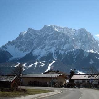 Zugspitze, austria , seefeld