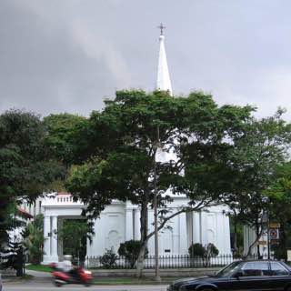 Armenian Church, Singapore, singapore , silosobeach
