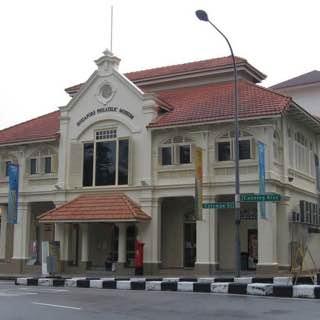 Singapore Philatelic Museum, singapore , silosobeach