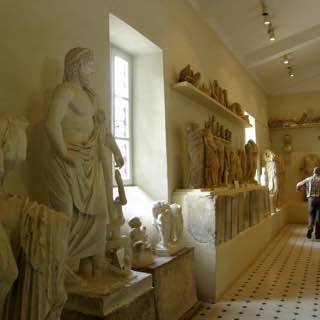 Archaeological Museum of Epidaurus, greece , spetses