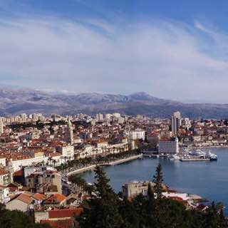 Marjan, croatia , split