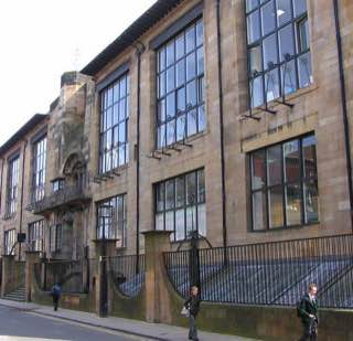 Glasgow School of Art, scotland , stirlingcastle