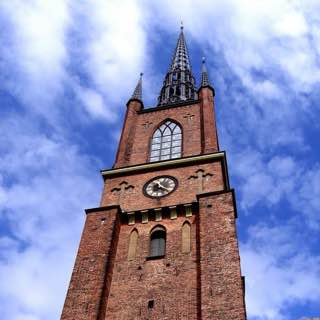 Riddarholmen Church, sweden , stockholm