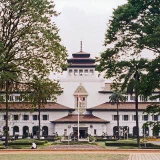 Gedung Sate, indonesia , sunda