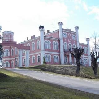 Bīriņi Palace, latvia , turaida