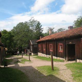 Luostarinmäki, finland , turku