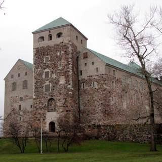 Turku Castle, finland , turku