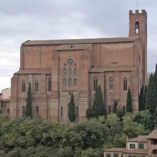 Basilica of San Domenico, italy , tuscany