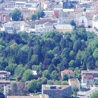 Hofgarten, Innsbruck, austria , tyrol