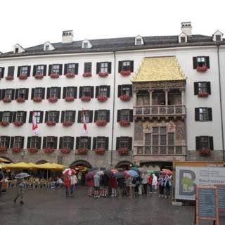 Goldenes Dachl, austria , tyrolwest
