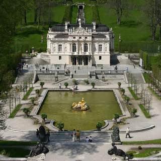 Linderhof Palace, austria , tyrolwest