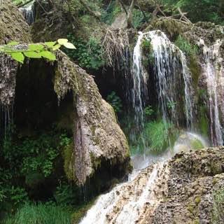 Krushuna Falls, bulgaria , velikoturnovo