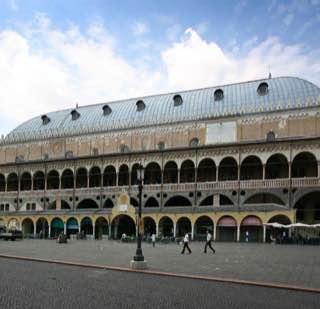 Palazzo della Ragione, Padua, italy , venice