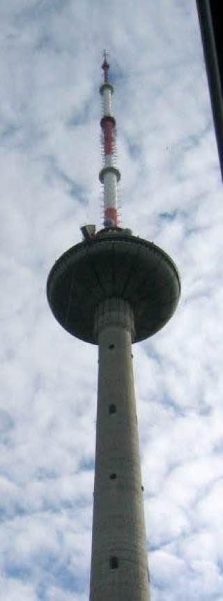 Vilnius TV Tower, lithuania , vilnius