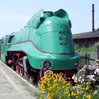 Warsaw Railway Museum, poland , warsaw