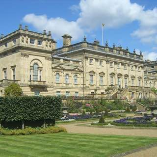 Harewood House, uk , york