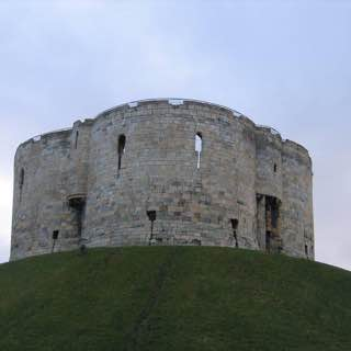 York Castle, uk , york