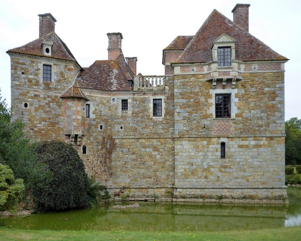 Bild von Château du Blanc-Buisson. châteaudublancbuisson
