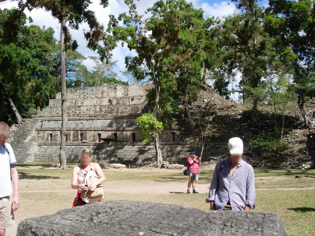 Image de Copan Ruins près de Copán. chris america geotagged central honduras copan exodus geotoolyuancc geolat14838777 geolon89141006