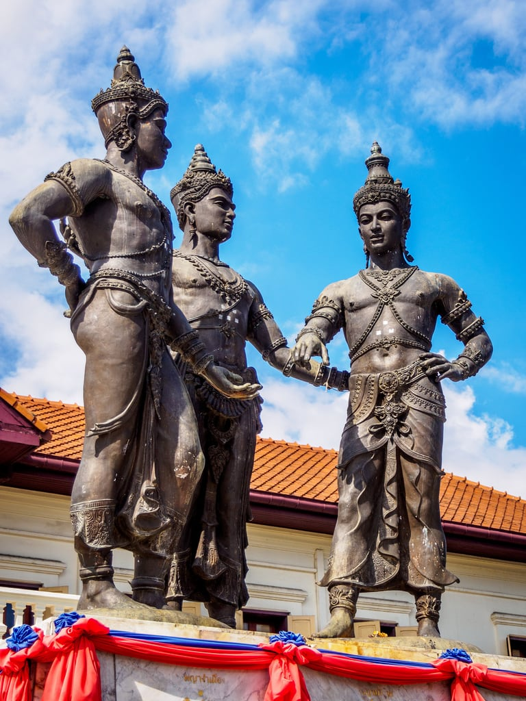תמונה של Three Kings Monument.