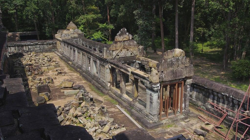 صورة Ta Keo. travel monument asia cambodia southeastasia ruin angkor takeo