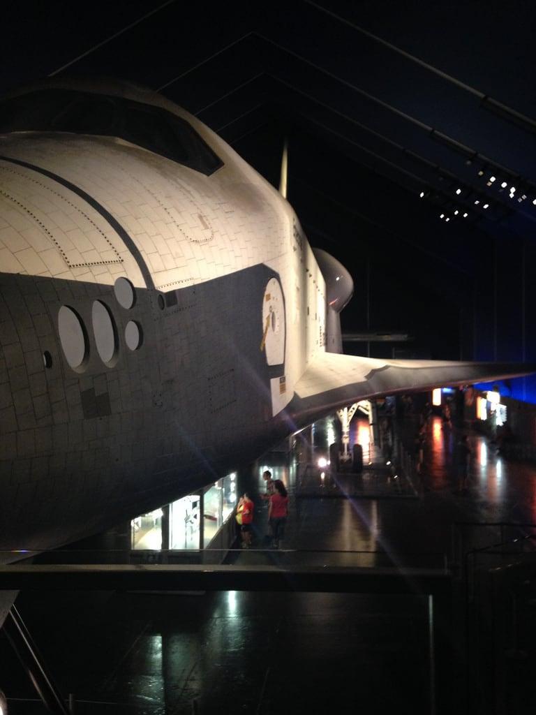 Imagine de Space Shuttle Enterprise.