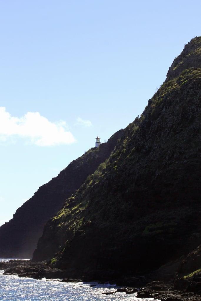 Image de Makapuu Point Lighthouse. light lighthouse house point island hawaii oahu head crater hi honolulu hnl makapuu konomark