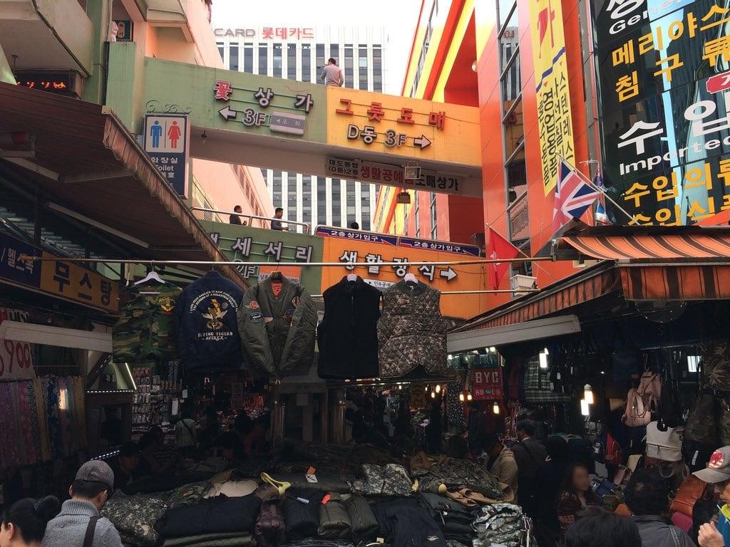 Εικόνα από Namdaemun Market. korea seoul southkorea