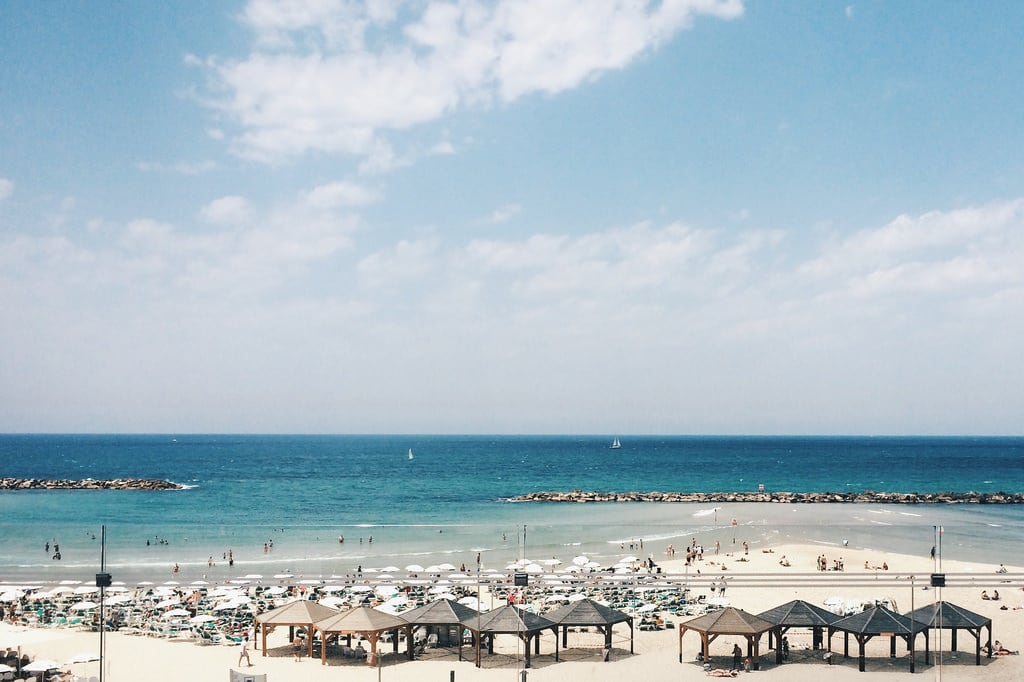 Gordon Beach (חוף גורדון) Gordon Beach képe. beach israel telaviv gordon gordonbeach