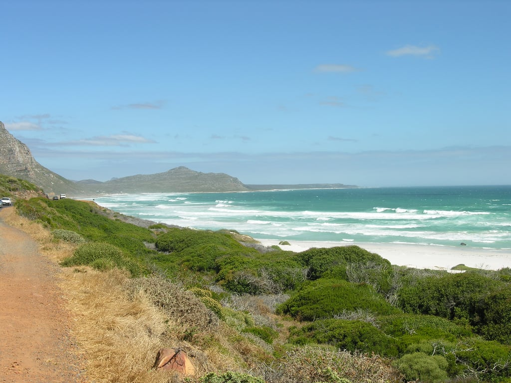 Witsands képe. southafrica cape