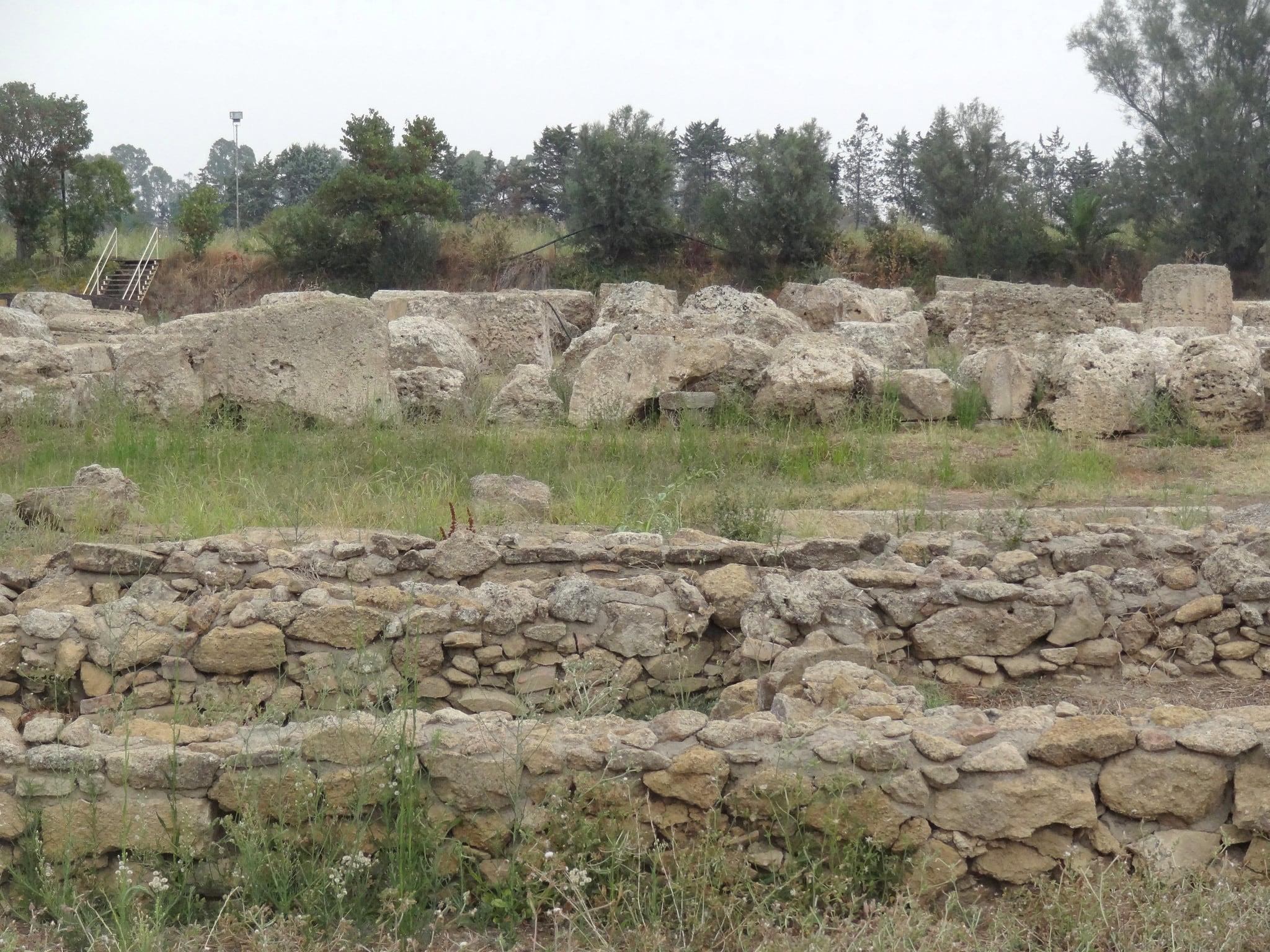Metapontum の画像. history greek stones greece magnagraecia archeology greco archeo archeologia acient scavi ellenistico magnagregia