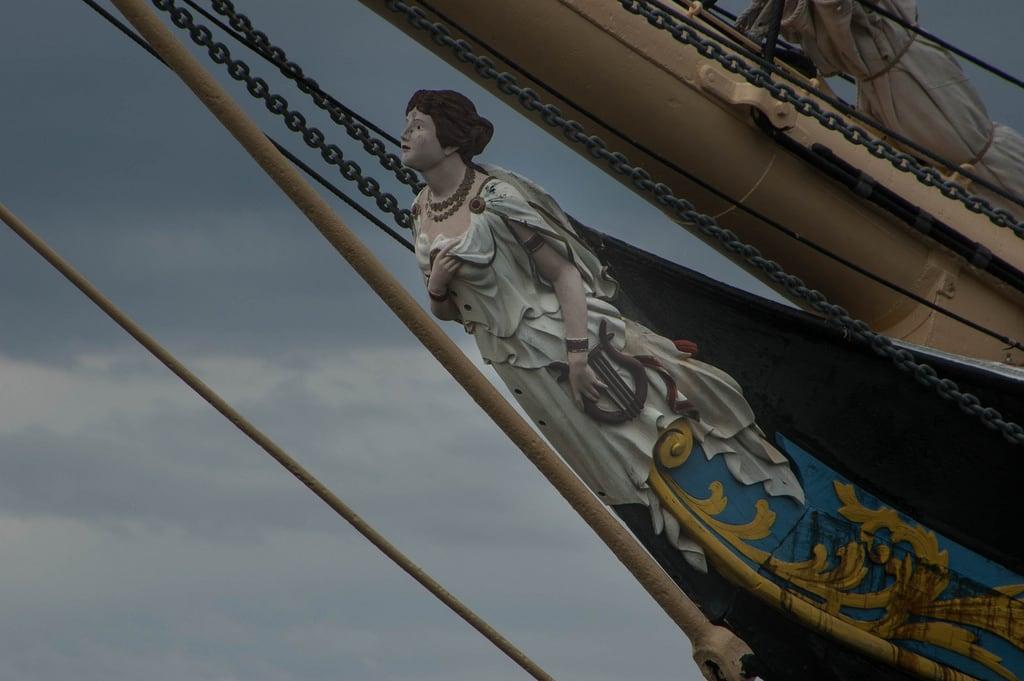 Image of Pommern. finnland skandinavien windjammer ax segelschiff pommern mariehamn åland museumsschiff flyingpliner viermastbark mariehamnsstad ralfstamm