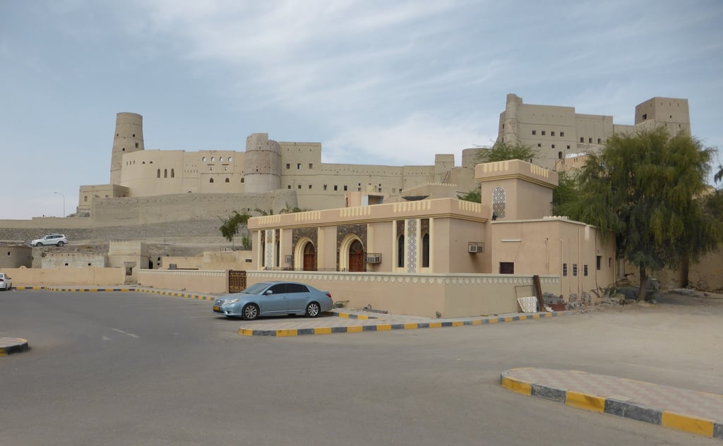 Immagine di Bahla Fort. oman bahla year2018