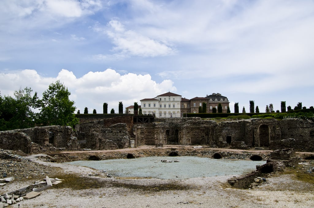 Изображение Fontana d'Ercole. panorama nikon arte sigma piemonte architettura paesaggio reggia venaria d7000 nikond7000