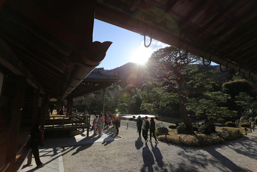 Tenryu-ji Temple 的形象. japan 日本 kansai 關西 kyoto 京都 sagano 嵯峨野 tenryuji 天龍寺 temple worldheritage 世界遺產