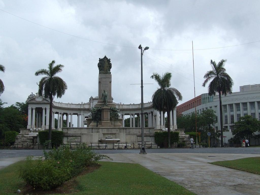 Image of José Miguel Gómez. city latinamerica havana cuba ciudad northamerica caribbean lahabana capitalcity ciudadcapital avenidadelospresidentes