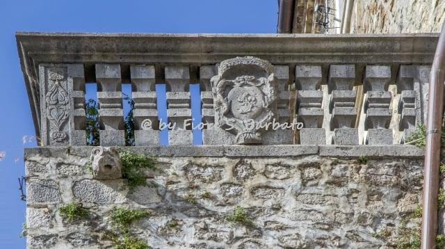 Palazzo Ducale の画像. italy basilicata pietragalla palazzo ducale lucania borgo palmenti