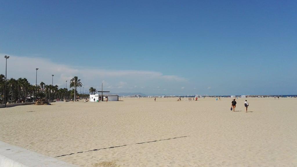 Attēls no Platja del Cabanyal - Les Arenes pie Valencia.
