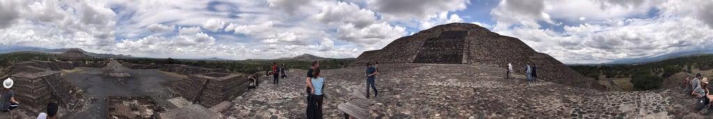 תמונה של Teotihuacán ליד Ampliación San Francisco.