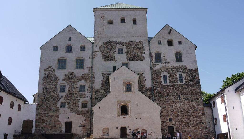Image of Turku Castle. turku castle turunlinna
